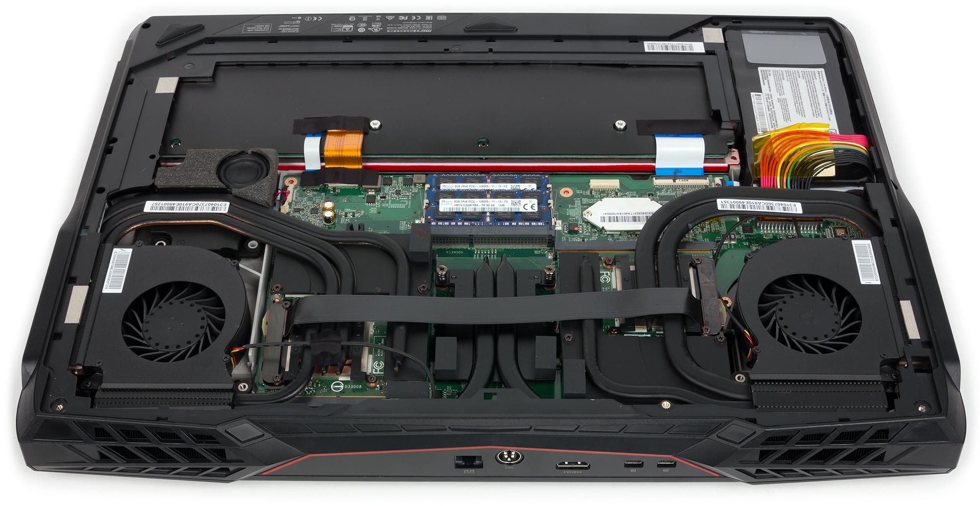 Ноутбук для VR (сборка Gadgilla) под Oculus DK2, CV1 , HTC VIVE