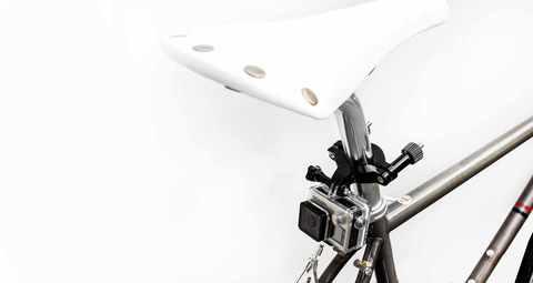 Крепление на трубу/раму диаметром 3.5 см до 6.35 см GoPro GRBM30 Roll Bar Mount под седлом