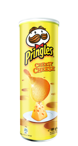Чипсы Pringles Chezy Cheese, 165 гр.