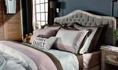 Постельное белье 2 спальное евро макси Casual Avenue Soho Frame кварц