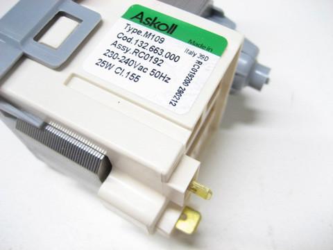 Насос сливной для стиральной машины Electrolux/Zanussi/AEG - Askoll m114/m113/m103