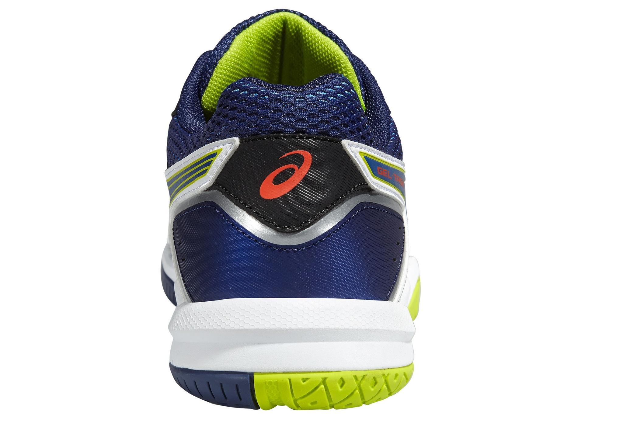 Мужские кроссовки для волейбола Asics Gel-Task (B505Y 0142) белые фото