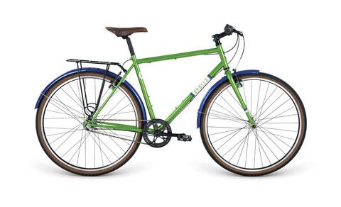 Apollo Mark III (2016) зеленый с синим