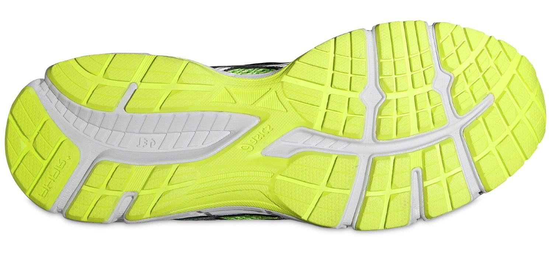 Мужские беговые кроссовки Asics Gel-Oberon 9 (T541N 8593) зеленые фото