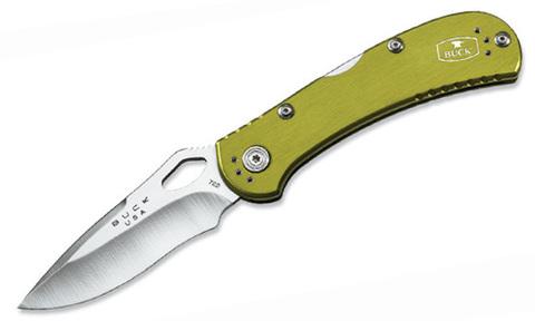 Нож BUCK модель 0722GRS1 SpitFire Green