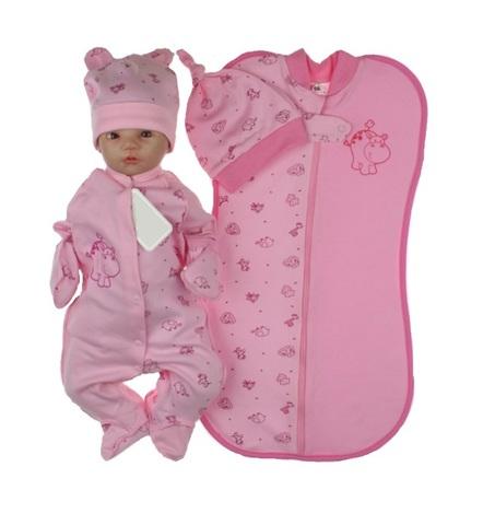 Набор одежды для новорожденного в роддом Гиппопо
