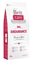Корм для активных собак, Brit Care Endurance, с уткой и рисом