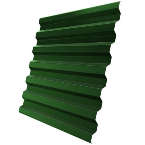 Профнастил С21х1051 мм RAL 6029 Зеленая мята