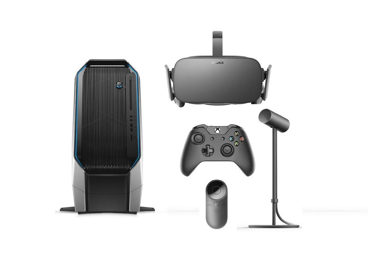 ПК ( компьютер VR ) + OCULUS CV1 / HTC VIVE  Стартовый комплект Виртуальной реальности