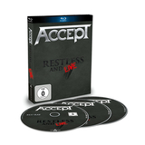 Accept / Restless And Live (Blu-ray+2CD)