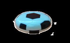Дорожный набор для линз «Футбольный мяч»