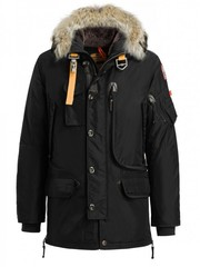 Пуховик Parajumpers Kodiak Black (Черный)