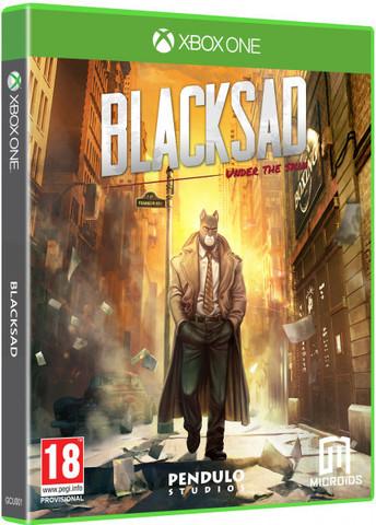 Xbox One Blacksad: Under the Skin Limited Edition (русская версия)