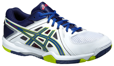 Мужские волейбольные кроссовки Asics Gel-Task (B505Y 0142) белый