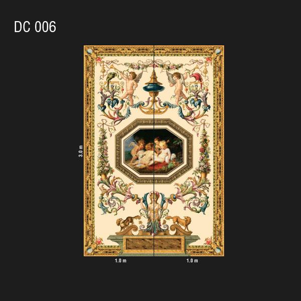 Панно Loymina Illusion DC 006, интернет магазин Волео