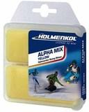 Парафин лыжный Holmenkol Alphamix Yellow (0...-4°C)