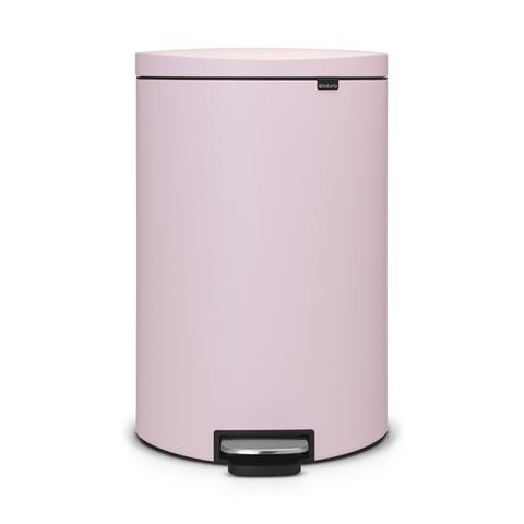 Мусорный бак FlatBack+ (40л), Минерально-розовый, арт. 103926 - фото 1