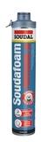 Пена монтажная пистолетная Соудафоам 60 Клик&Фикс 750мл (12шт/кор)