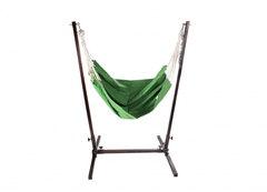 Стойка для кресла гамака коричневая