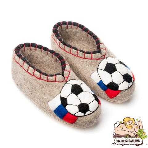 Чуни тапочки Футбольный Патриот
