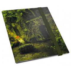 Ultimate Guard - Альбом на 360 карт Lands Edition II «Лес» (3х3)