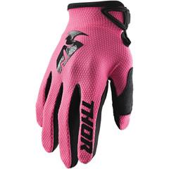 Sector Link Gloves / Женские / Черно-розовый