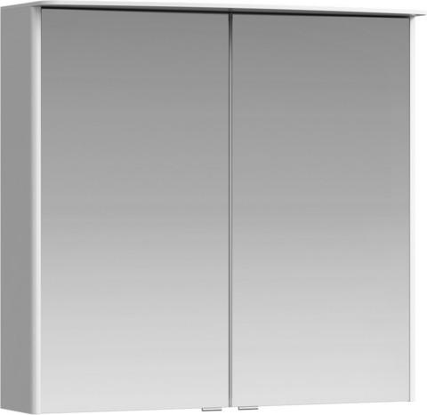 Neringa шкаф-зеркало с подсветкой, цвет белый NER0408