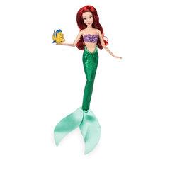 Кукла Принцесса Русалочка Ариэль (Ariel) Перевыпуск - Mermaid, Disney