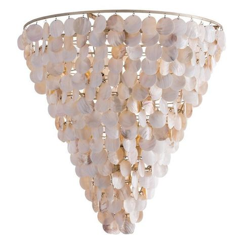 replica light Arteriors 86802 St. Barts 10 Light Chandelier By Arteriors Home