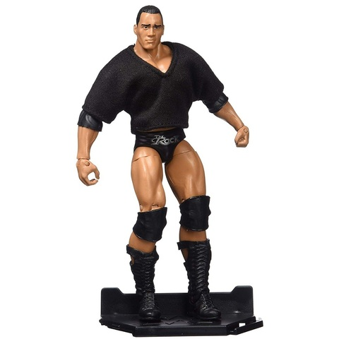 Рок Скала. Бойцы WWE