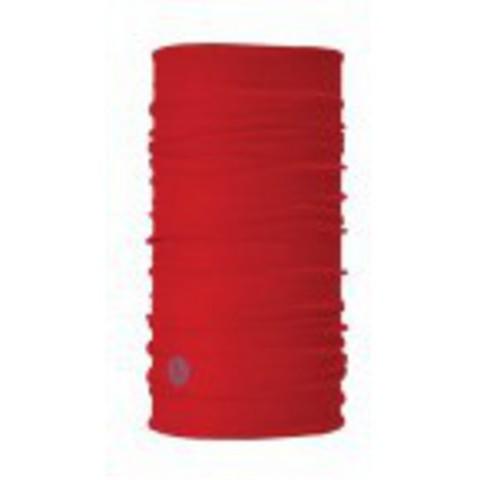 Бандана-повязка на голову летняя Buff Uv Red