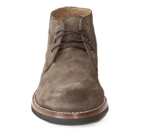 Ботинки Аlexander Hotto 44124 Бежевый