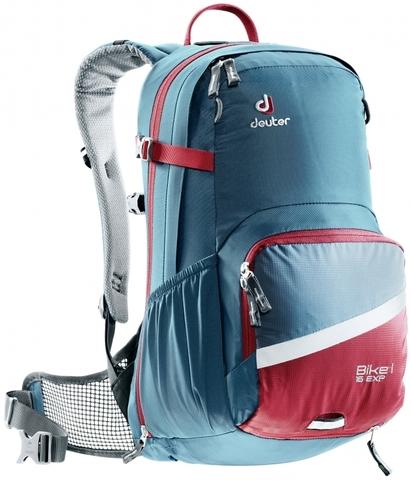 рюкзак велосипедный Deuter Bike I Air Exp 16