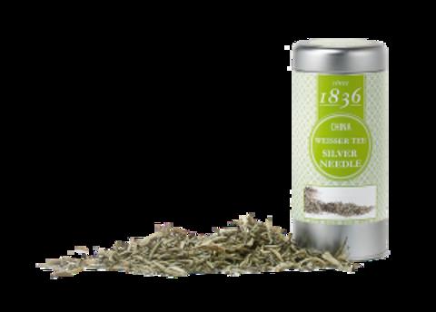 Китайский белый чай Серебряные иглы