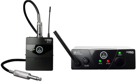 AKG WMS40 Mini Instrumental Set BD ISM2 инструментальная радиосистема
