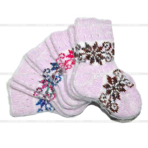 Носки шерстяные детские ZPS-nFo-067