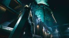 PS4 Final Fantasy VII Remake. Deluxe Edition (русская документация)