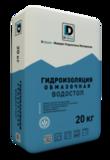 Гидроизоляция обмазочная De Luxe Водостоп 20кг