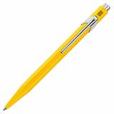 Carandache Office CLASSIC yellow (M) чернила: синий в подарочной коробке (849.010_GB)
