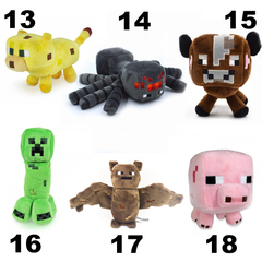 Minecraft soft plush toy series 03