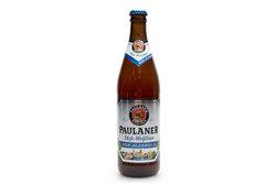 Пиво безалкогольное Paulaner Hefe-Weissbier, 500мл