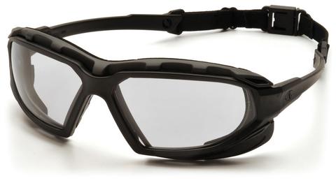 Очки баллистические тактические Pyramex Highlander-Plus SBG5010DT Anti-fog прозрачные 96%