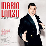 Mario Lanza / Greatest Hits (3CD)