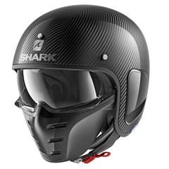 Мотошлем с маской Shark S-Drak Carbon