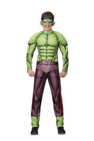 Детский карнавальный костюм Халк с мускулами