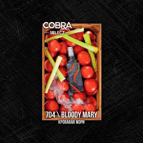 Табак Cobra SELECT Кровавая Мэри (Bloody Mary) 40 г