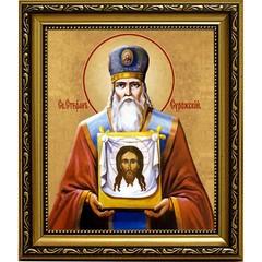 Стефан Сурожский, Святитель, архиепископ. Икона на холсте.