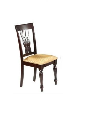 Стул 8103 деревянный с мягким сиденьем венге