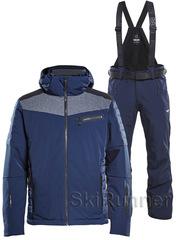 Элитный горнолыжный костюм 8848 Altitude Dimon Jacket Venture Navy 18  мужской