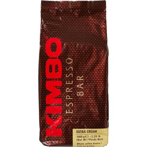 Кофе Kimbo Extra Creаm в зернах, 1кг